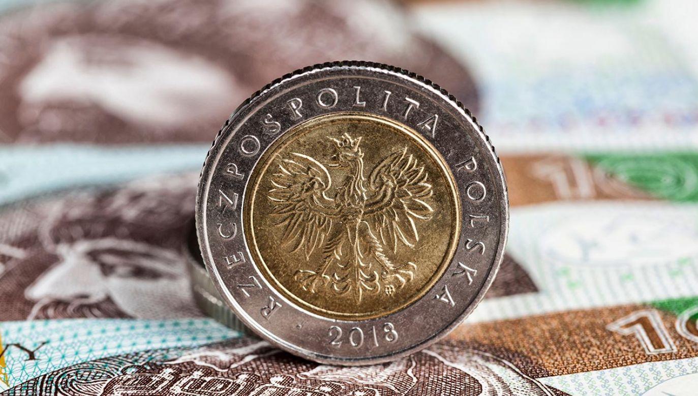 Resort finansów informuje o nowych prognozach MFW (fot. Shutterstock/rsooll)