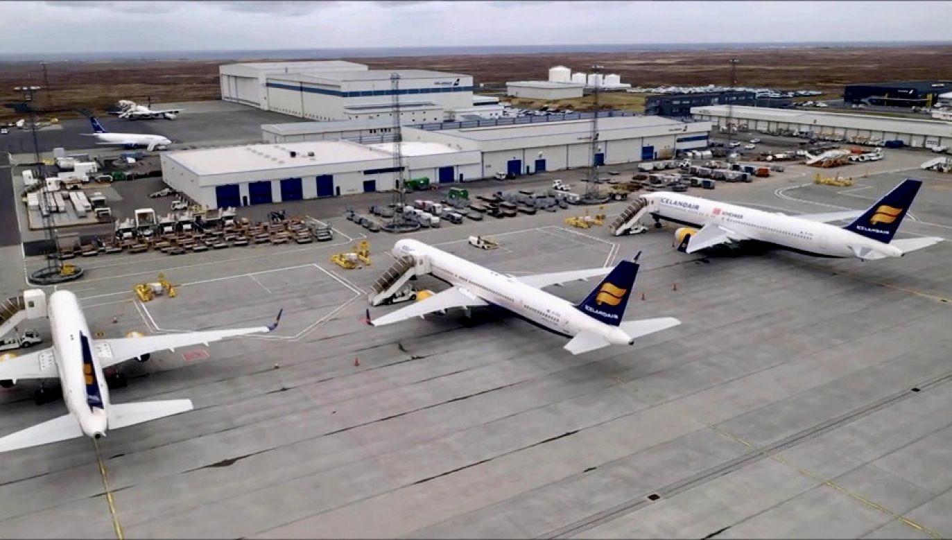 We wtorek odbędzie się piąty i ostatni lot z Islandii do Polski (fot. ISRUV - RIKISUTVARPID (ICELANDIC NATIONAL BROADCASTING)
