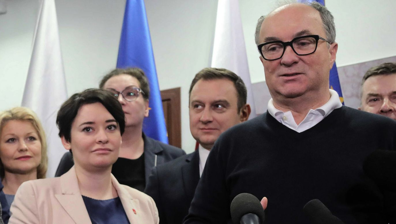 Posłanka Lewicy nie usunęła wpisu (fot. arch.PAP/Wojciech Olkuśnik)
