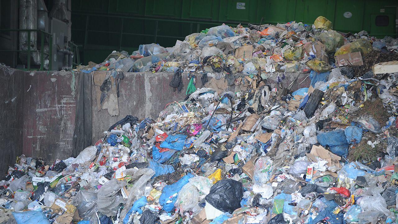 Martwego noworodka znaleźli pracownicy sortowni odpadów będącej częścią Zakładu Utylizacyjnego w Gdańsku (fot. arch. PAP/Jacek Turczyk)