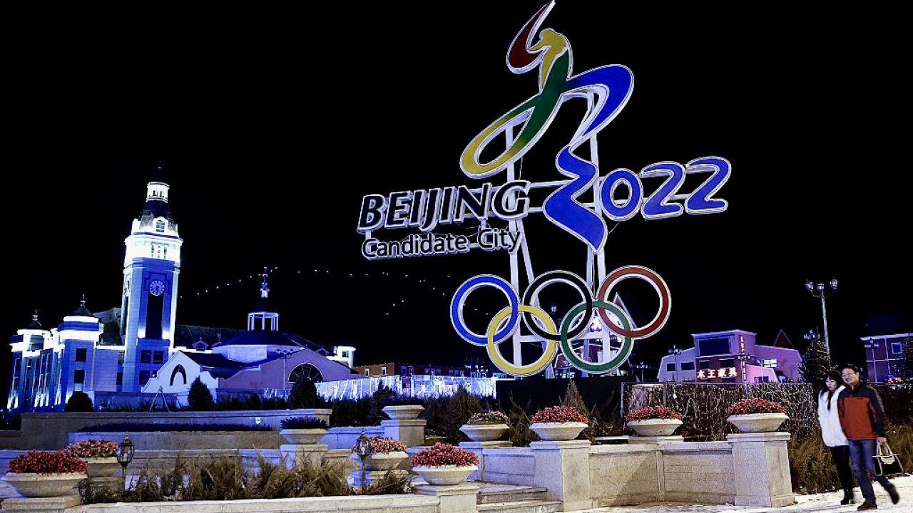 Zimowe igrzyska w Pekinie rozpocznąsię 4 lutego przyszłego roku (fot. Lintao Zhang/Getty Images)