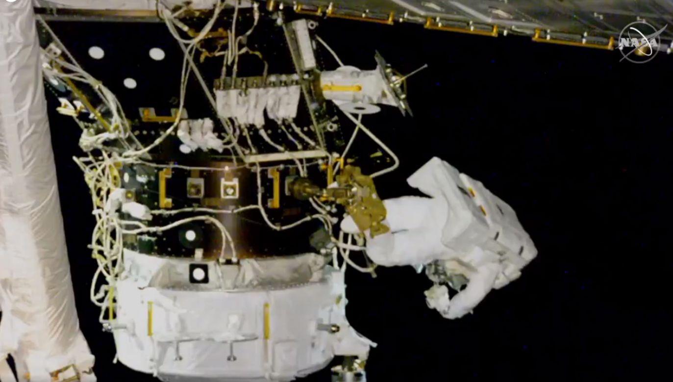 Będą z niego korzystać SpaceX i Boeing (fot. NASA)