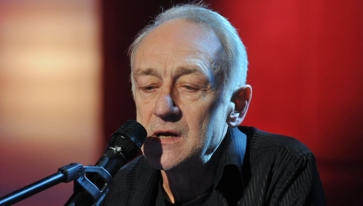 Przemysław Gintrowski zmarł w wieku 60 lat (fot. arch. TVP)