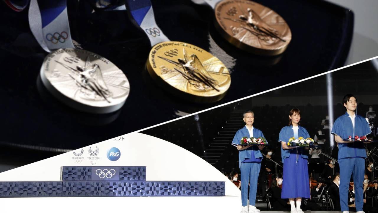 Igrzyska olimpijskie w Tokio rozpoczną się 23 lipca (fot. PAP/EPA/ISSEI KATO / POOL)