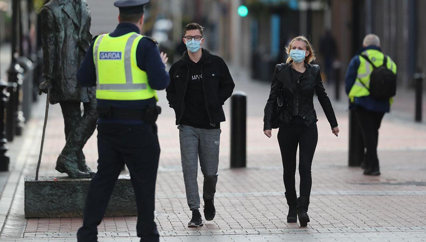 Rada ds. kryzysowych sytuacji zdrowotnych składała taką propozycję już wcześniej (fot. Niall Carson/PA Images via Getty Images)