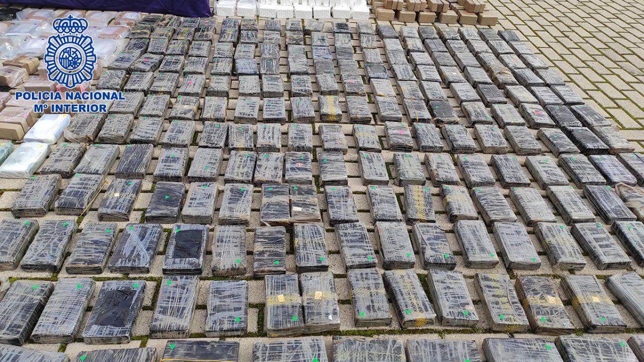 """Po Holandii i Belgii, Hiszpania jest trzecią """"bramą"""" dostaw kokainy do Europy (fot. PN)"""