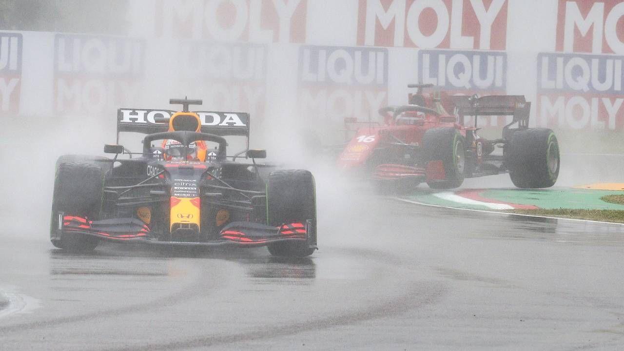 Kolejny sezon F1 stoi pod znakiem pandemii (fot. PAP/EPA/DAVIDE GENNARI)