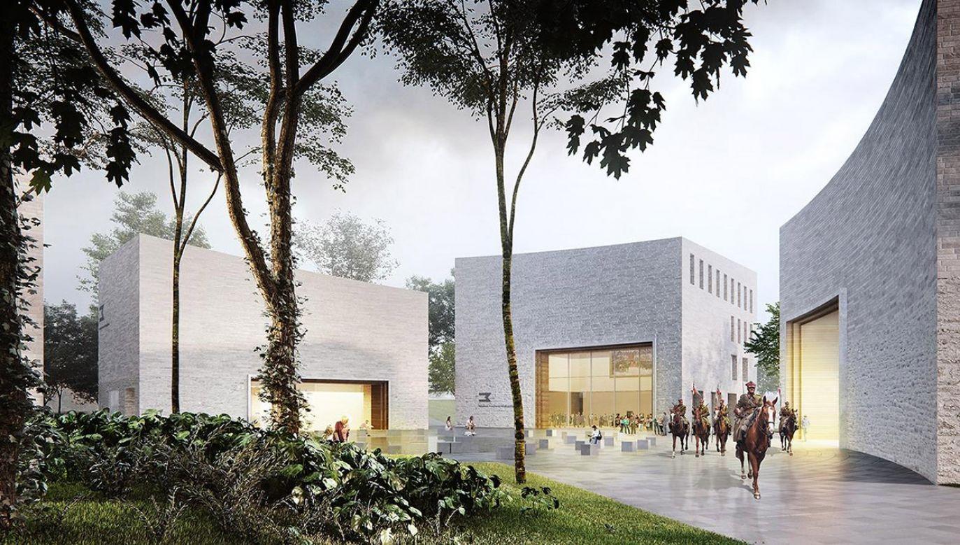 Przewodniczący jury chwalił sposób wpisania budynku w ważny dla tożsamości Poznania fragment miasta (fot. WXCA)