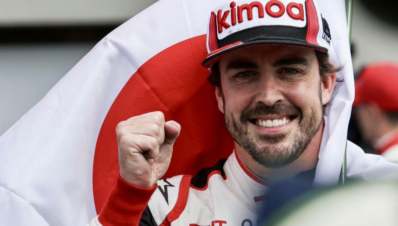 Kierowca podpisał kontrakt z zespołem Renault (fot. James Moy Photography/Getty Images)