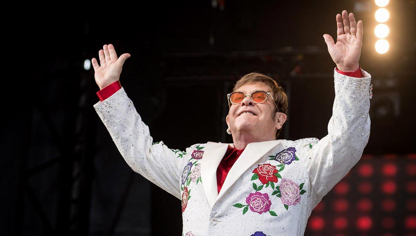Wszyscy zaproszeni na przyjęcie u Eltona Johna (fot.  Ian Gavan/Getty Images for Harlequins)