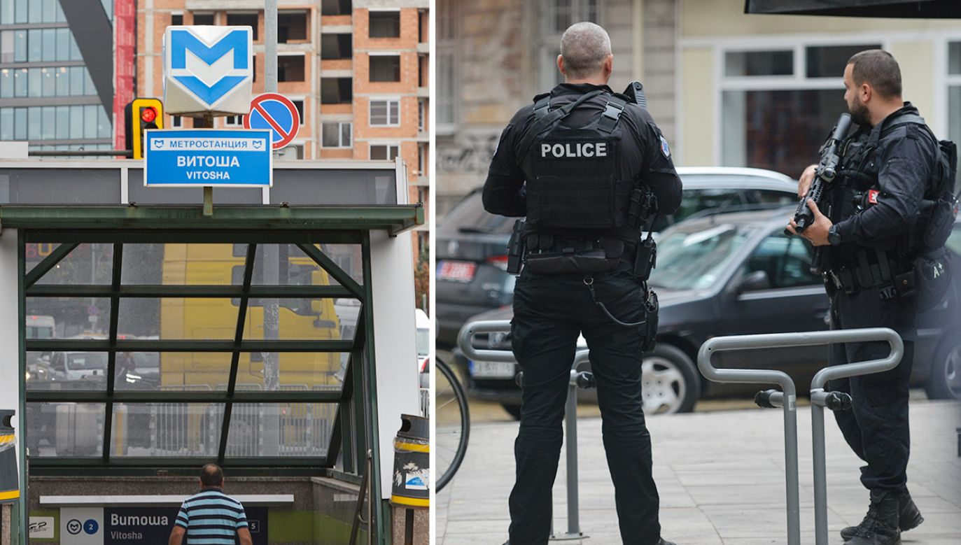 W metrze doszło do strzelaniny (fot. Getty Images)