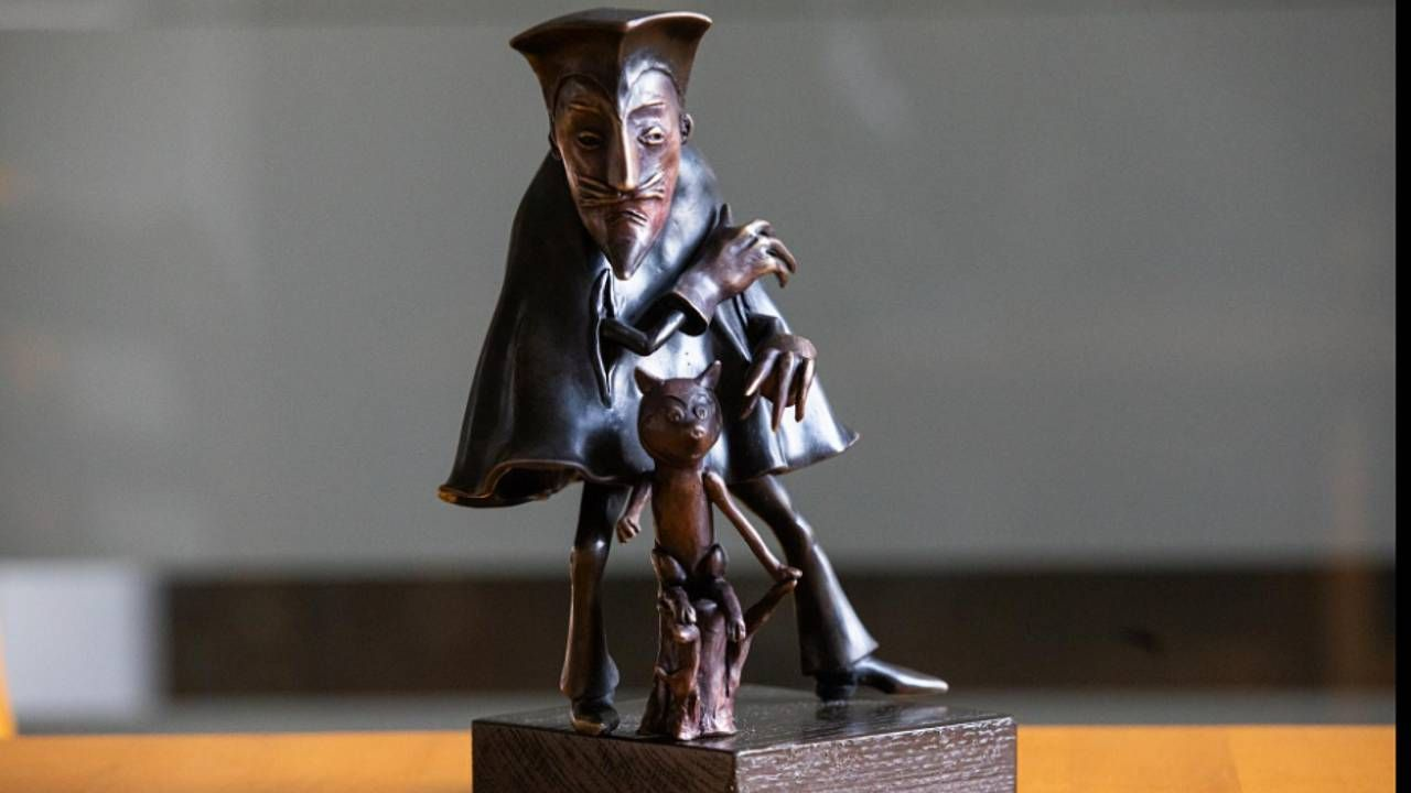 Tajemniczy Don Pedro, szpieg z krainy Deszczowców, zostanie uhonorowany (fot. Paweł Sowa/Wydział Prasowy UMBB)