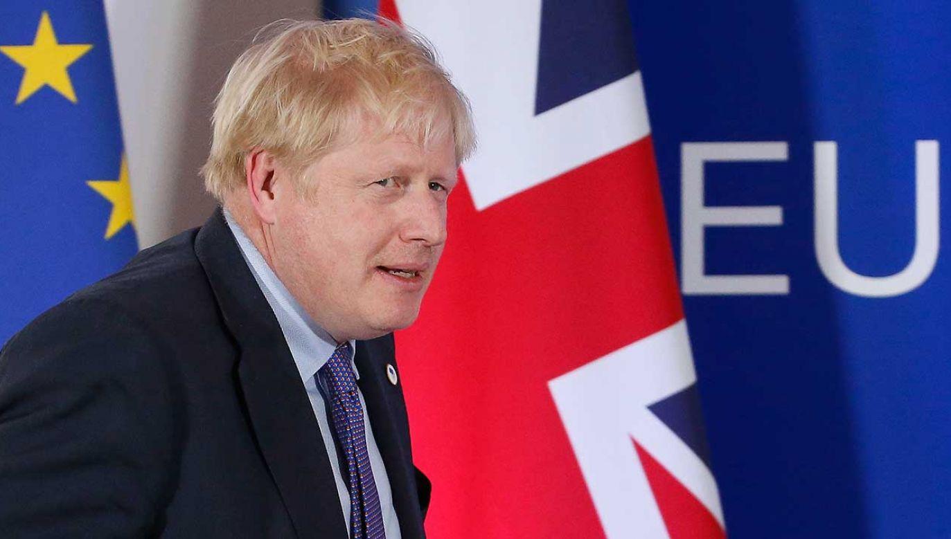 W sobotę nad zatwierdzeniem porozumienia głosować będzie brytyjska Izba Gmin (fot. PAP/EPA/JULIEN WARNAND)