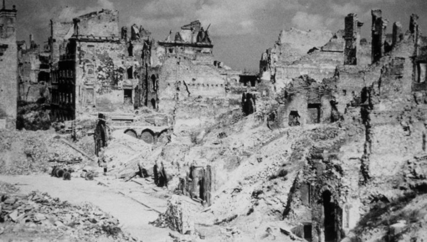 Głównodowodzący wojsk tłumiących Powstanie, gen. SS Erich von dem Bach, został skazany, ale za morderstwa popełnione w latach 30 (fot. Keystone/Getty Images)