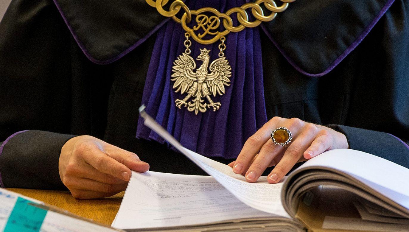 Karę z zawieszeniem Sąd Okręgowy uznał za rażąco łagodną (fot. arch.PAP/Maciej Kulczyński)