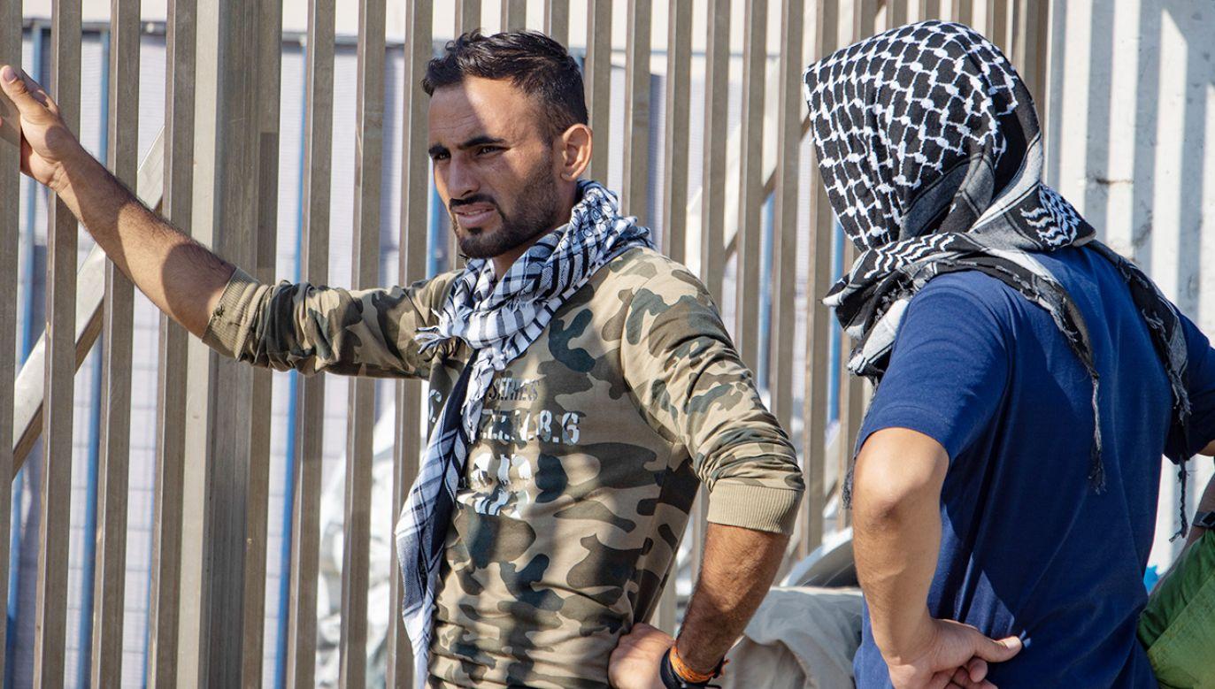 Oskarżeni zostali aresztowani na początku lutego (fot. Nicolas Economou/NurPhoto via Getty Images; zdjęcie ilustracyjne)