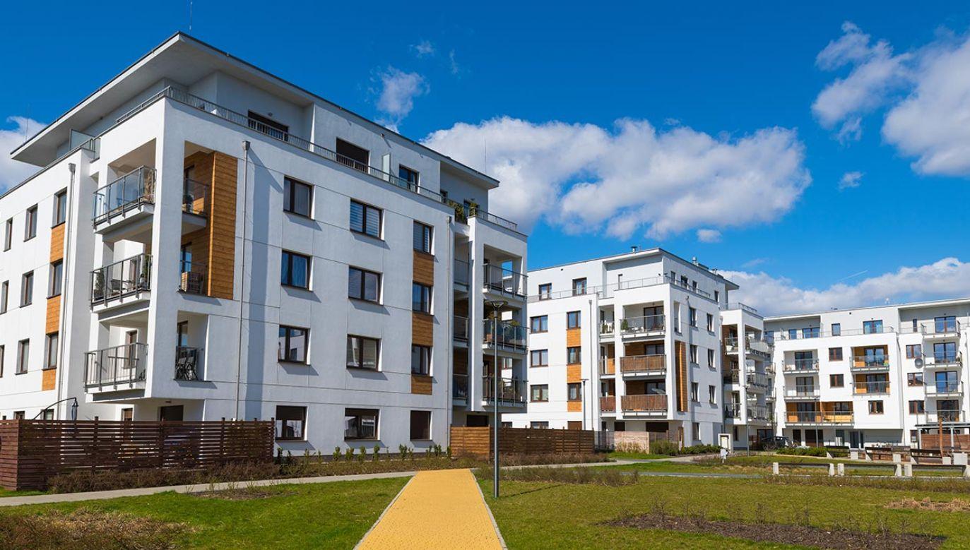Najwięcej nowych mieszkań oddano na Mazowszu (fot. Shutterstock/TheHighestQualityImages)
