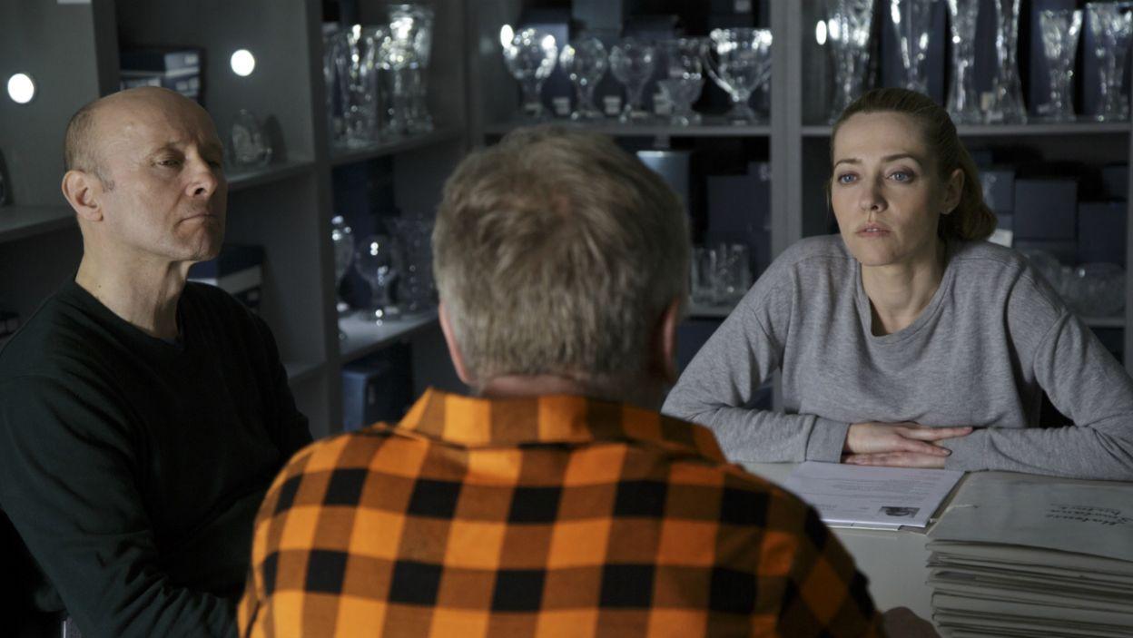 Czy mordercą jest pracownik huty, który tu widział swoje ofiary? (fot. Krzysztof Wiktor)