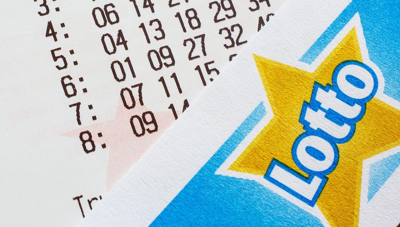 Wyniki losowania Lotto (fot. Shutterstock/Evan Lorne)