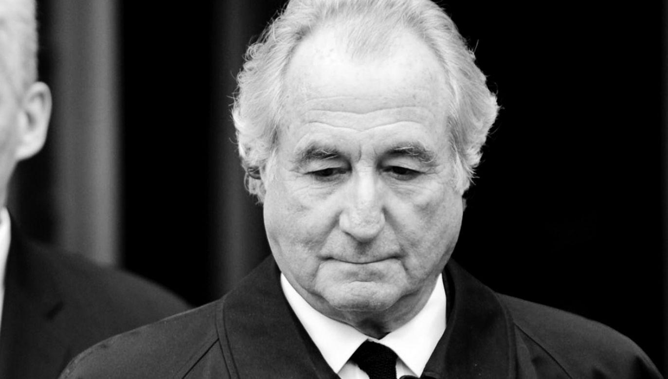 Madoff zgodził się na sprzedaż aktywów, by pokryć część strat klientów (fot. PAP/EPA/PETER FOLEY)