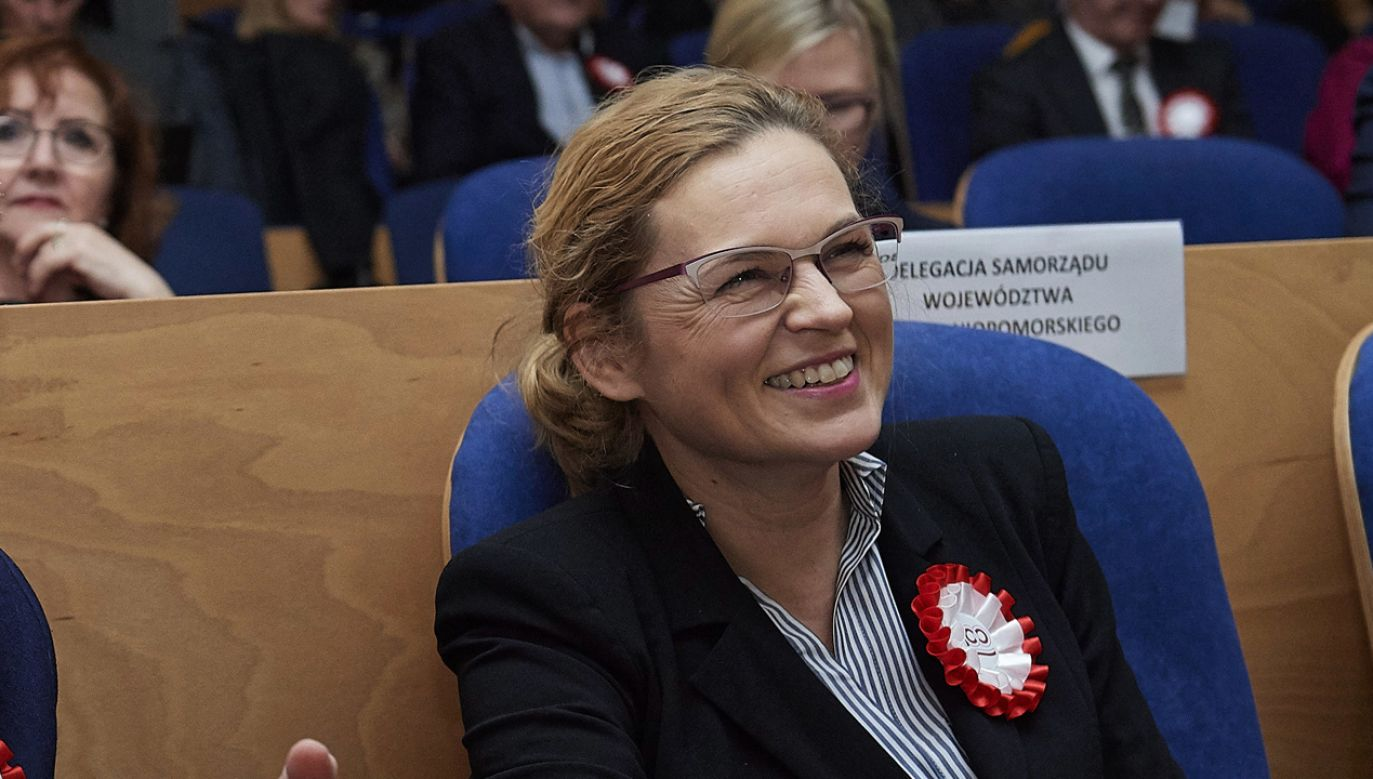 Barbara Nowacka  (fot. PAP/Adam Warżawa)