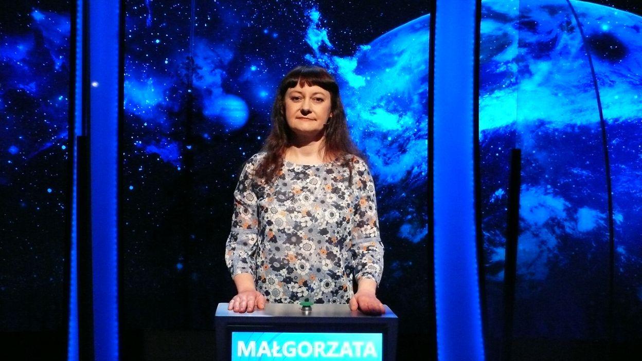 3 odcinek 124 edycji wygrała Pani Małgorzata Łoboda