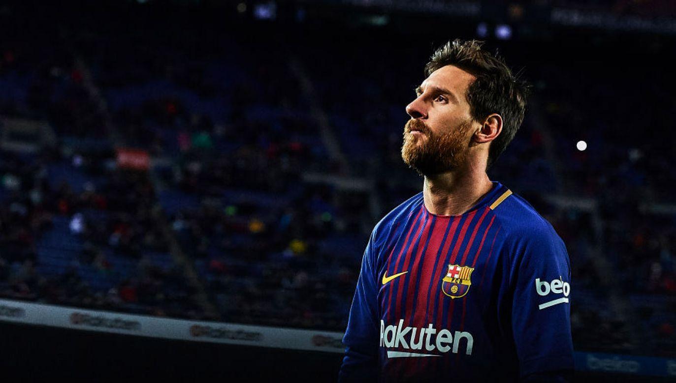 Messi zapłaci grzywnę w wysokości 50 tysięcy dolarów (fot. Manuel Queimadelos Alonso/Getty Images)