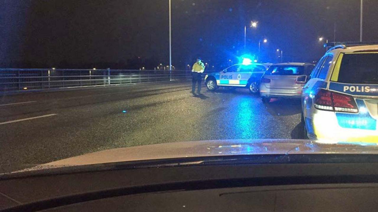 Policja poszukuje sprawców (fot. Stockholm Polisen)