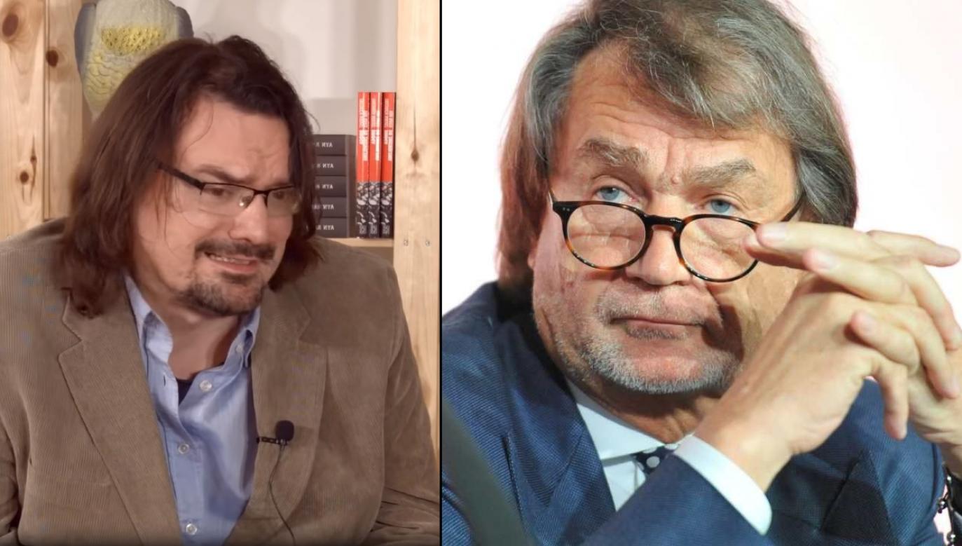 Jan Kulczyk zmarł w 2015 r. w wiedeńskiej klinice w wyniku powikłań pooperacyjnych  (fot. Youtube.com, PAP/Bartłomiej Zborowski)
