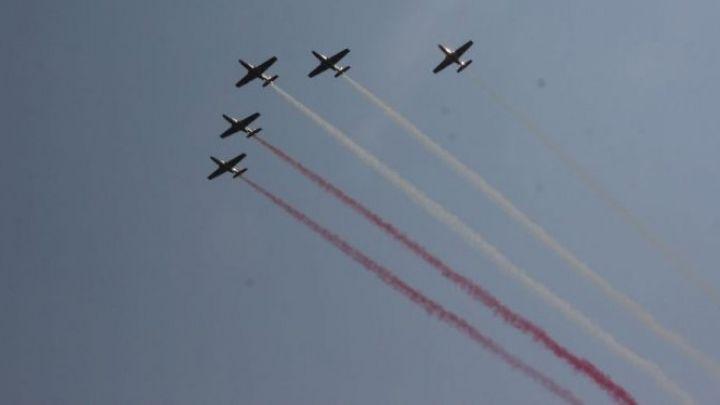 polish air force 100th anniversary