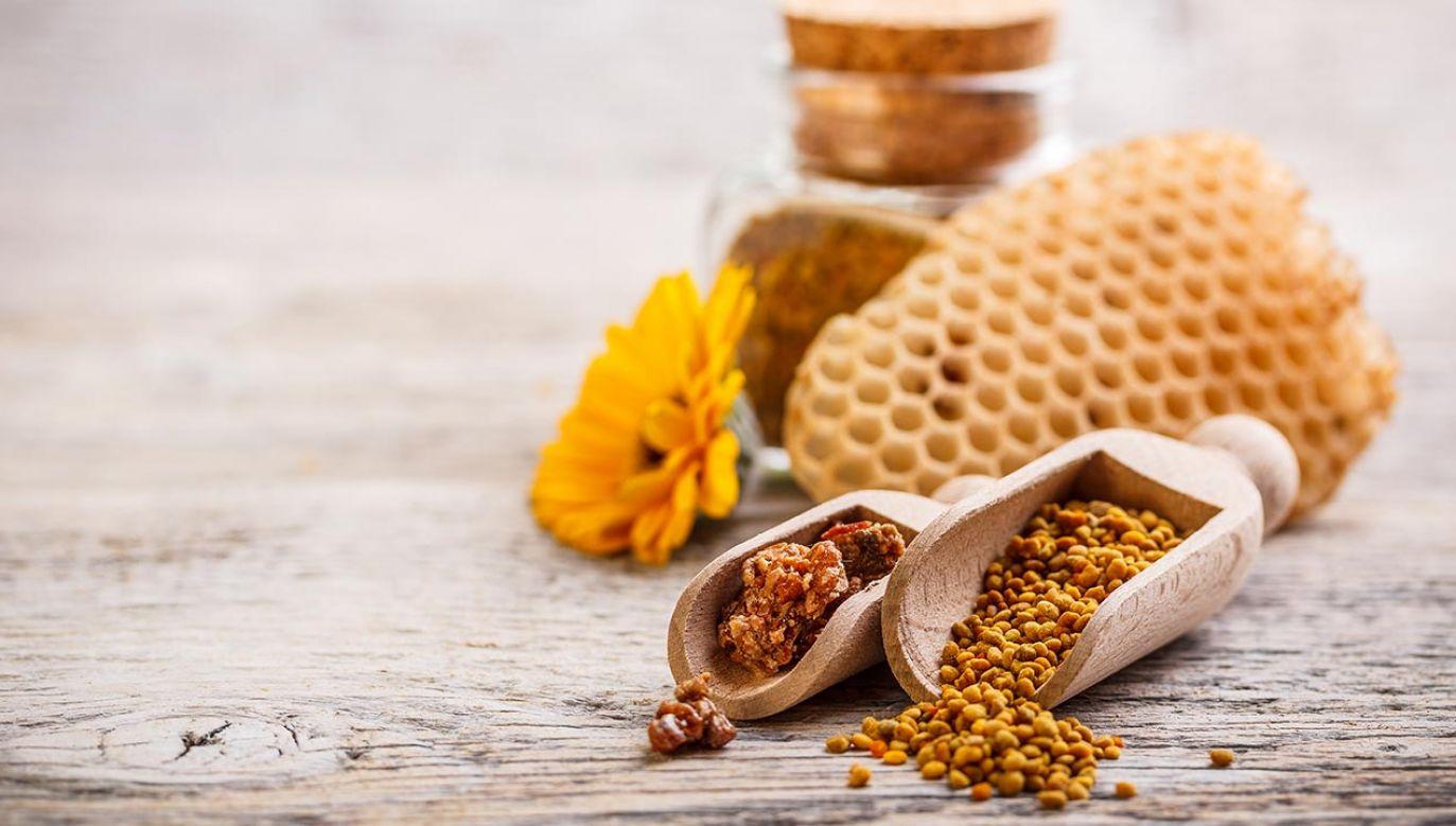 Pyłek pszczeli może okazać się również antidotum na stres (fot. Shutterstock/grafvision)