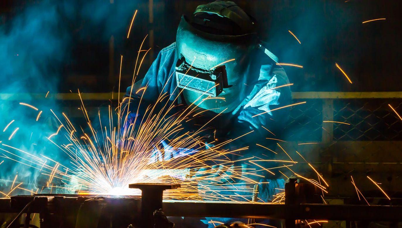 Wzrost produkcji przemysłowej (fot. Shutterstock/wi6995)