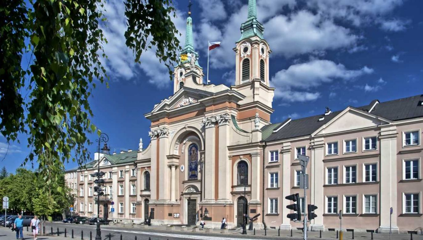 Katedra Polowa Wojska Polskiego w Warszawie (fot. Wikimedia Commons)