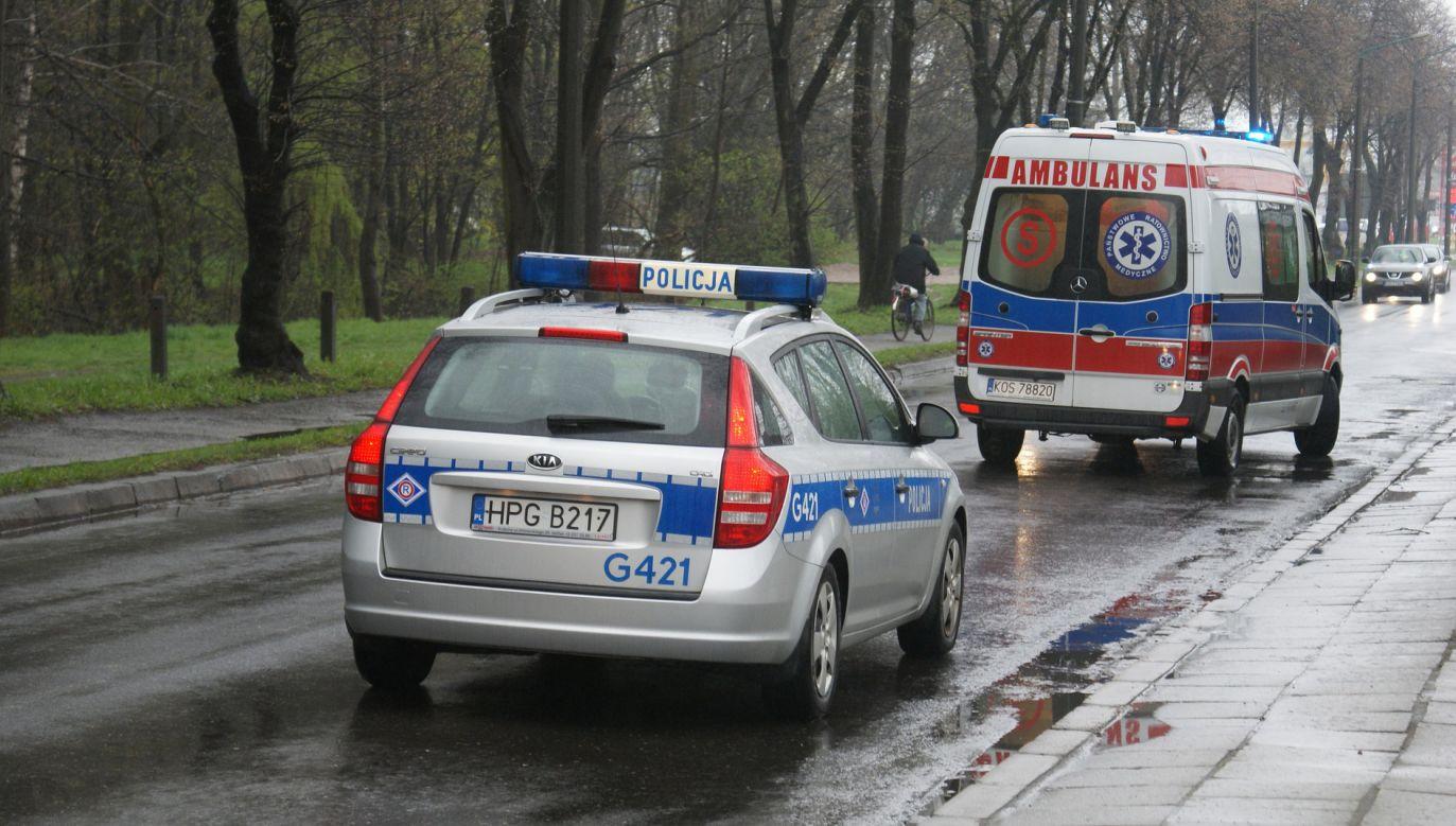 Według informacji lokalnych mediów, w wypadku poszkodowanych zostało łącznie osiem osób (fot. pixabay.com)