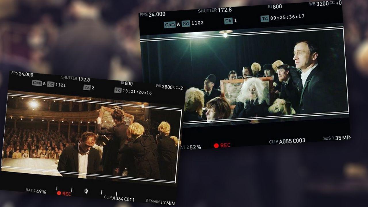 Premiera filmu o Kantorze odbędzie się w 2017 roku (fot.Instagram/Szyc)