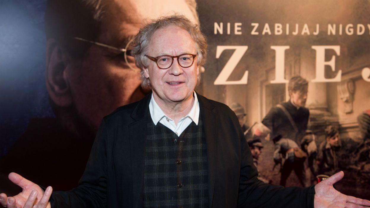 Reżyserem filmu jest Robert Gliński (fot. Jan Bogacz)