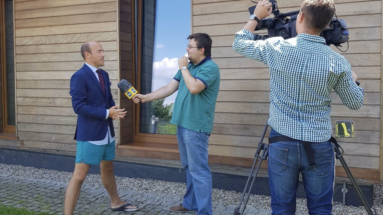 Borys Budka nieudolnie skomentował wyniki finansowe Orlenu (fot. fb/Borys Budka)