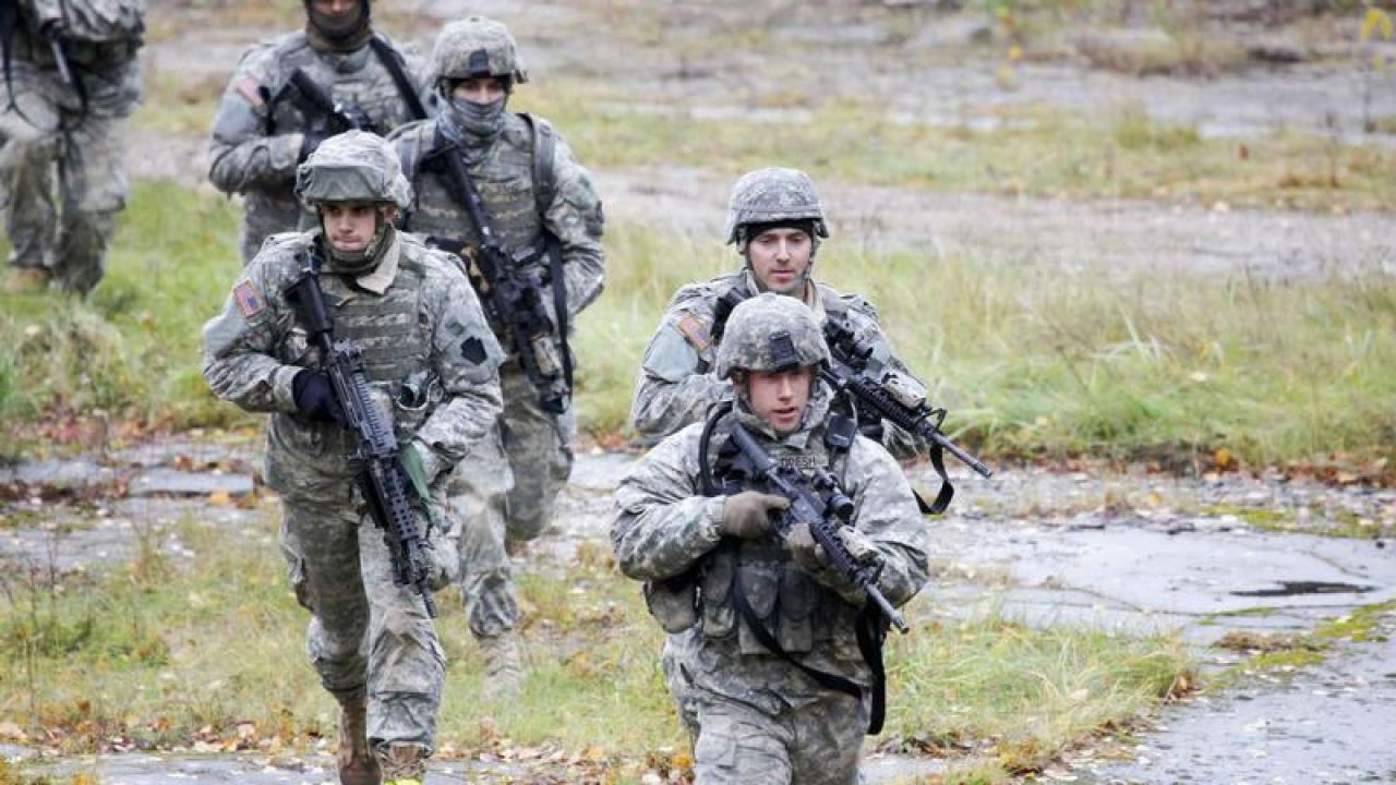 Amerykanie rozważają m.in. ulokowanie na stałe w Poznaniu potężnego sztabu dowodzenia (fot. U.S. Army/Sgt. Stephen A. Gober/Handout via Reuters)