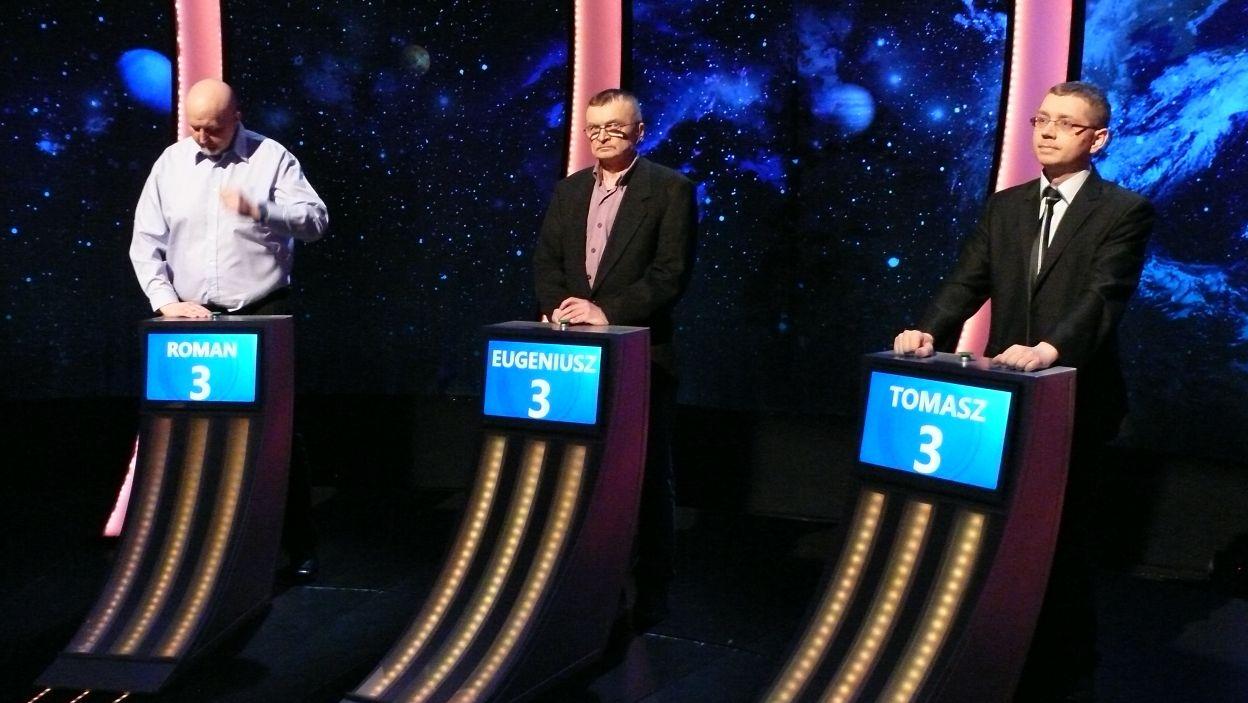 Finał 14 odcinka 118 edycji rozegrało 3 najlepszych zawodników z odcinka