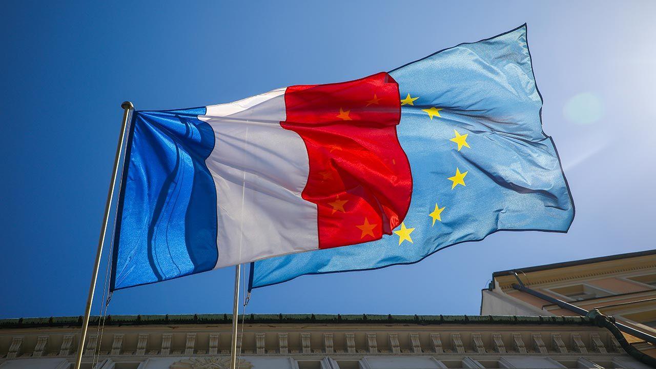 Francuska Rada Stanu stwierdziła, że francuska konstytucja jest nadrzędna wobec prawa europejskiego (fot. Beata Zawrzel/NurPhoto via Getty Images)