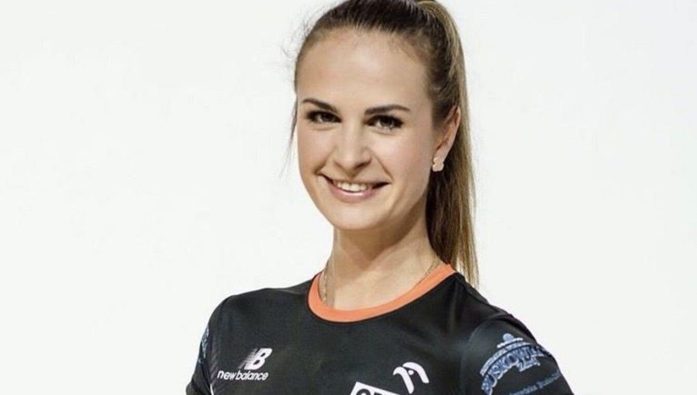 Olga Pauliukouskaya to jedna z najbardziej znanych białoruskich sportsmenek związanych z naszym krajem (fot. Archiwum prywatne)