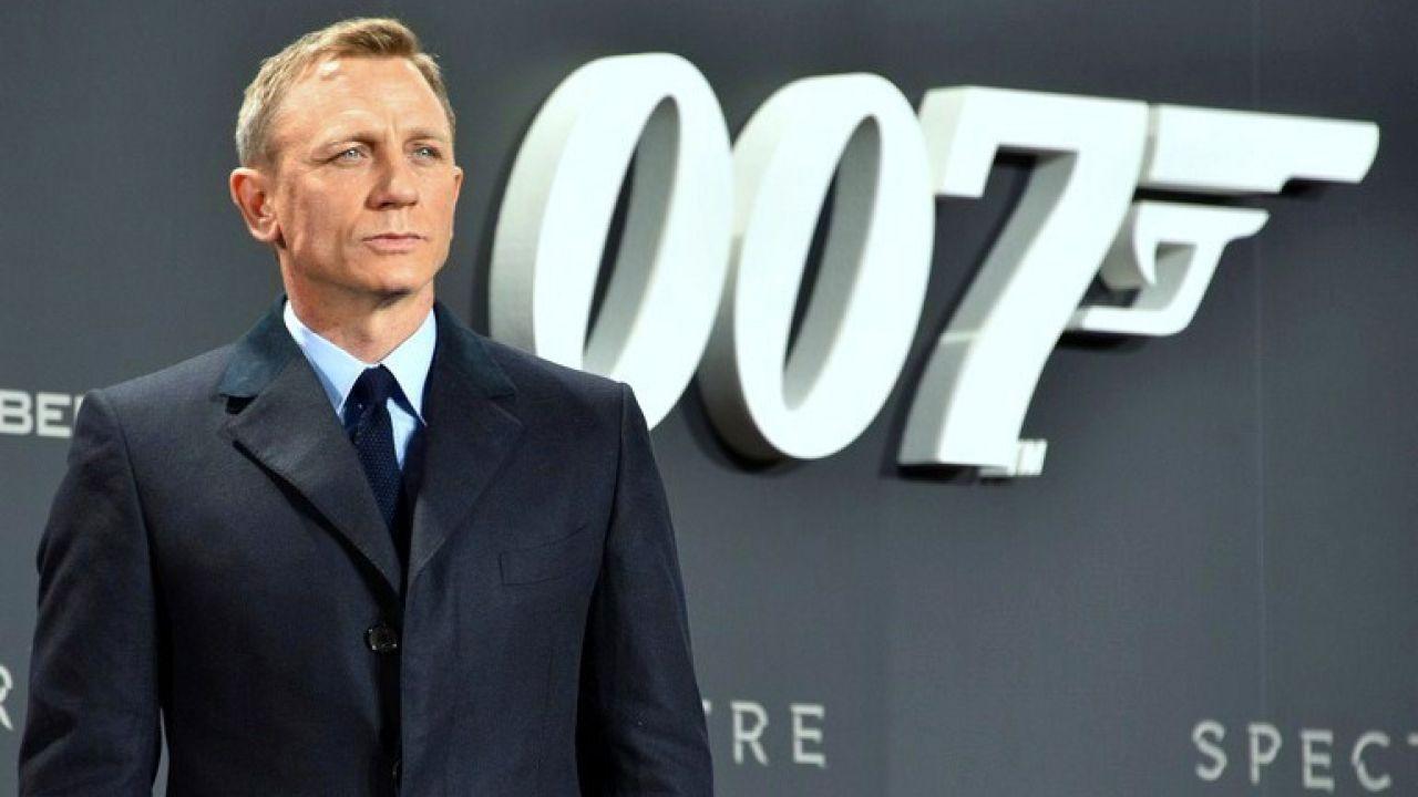 "Ostatnim filmem Daniela Craiga jako Jamesa Bonda jest ""Spectre"" z 2015 roku (fot. Wiki/GlynLowe.com)"